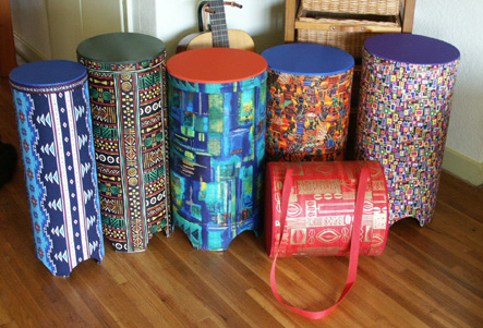 Image result for Homemade drum